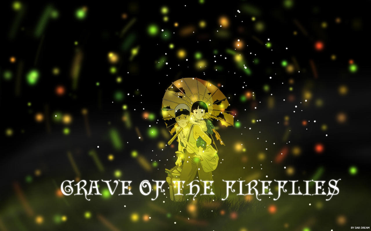 Wallpaper Grave Of The Fireflies By Dardream On Deviantart
