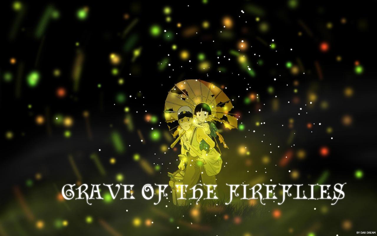 Wallpaper Grave Of The Fireflies By Dardream On Deviantart
