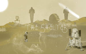 wallpaper space - THE SHELTER by DarDream