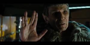 Spock Prime or Older Spock