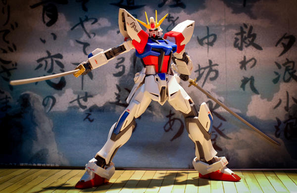 Build Strike Gundam (w...