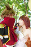 Sora, shall we dance?