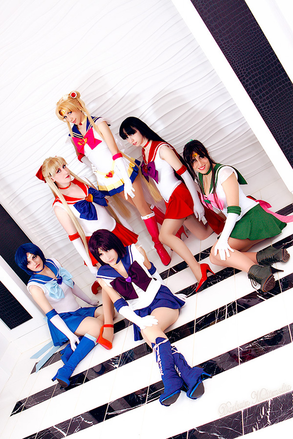 Sailor Moon Group