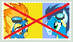 Anti SoarinFire Stamp by LittleCloudie