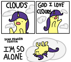 CLOUDS by LittleCloudie