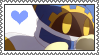 Magolor stamp by LittleCloudie