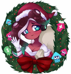 Merry Octivus by LittleCloudie