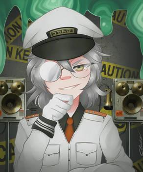 Commander Tartar gijinka
