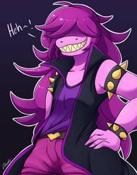 Deltarune ~ Susie
