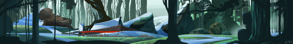 Banner Saga Test by AstroRobyn