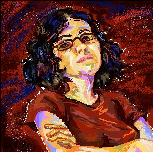 Rebecca by AstroRobyn