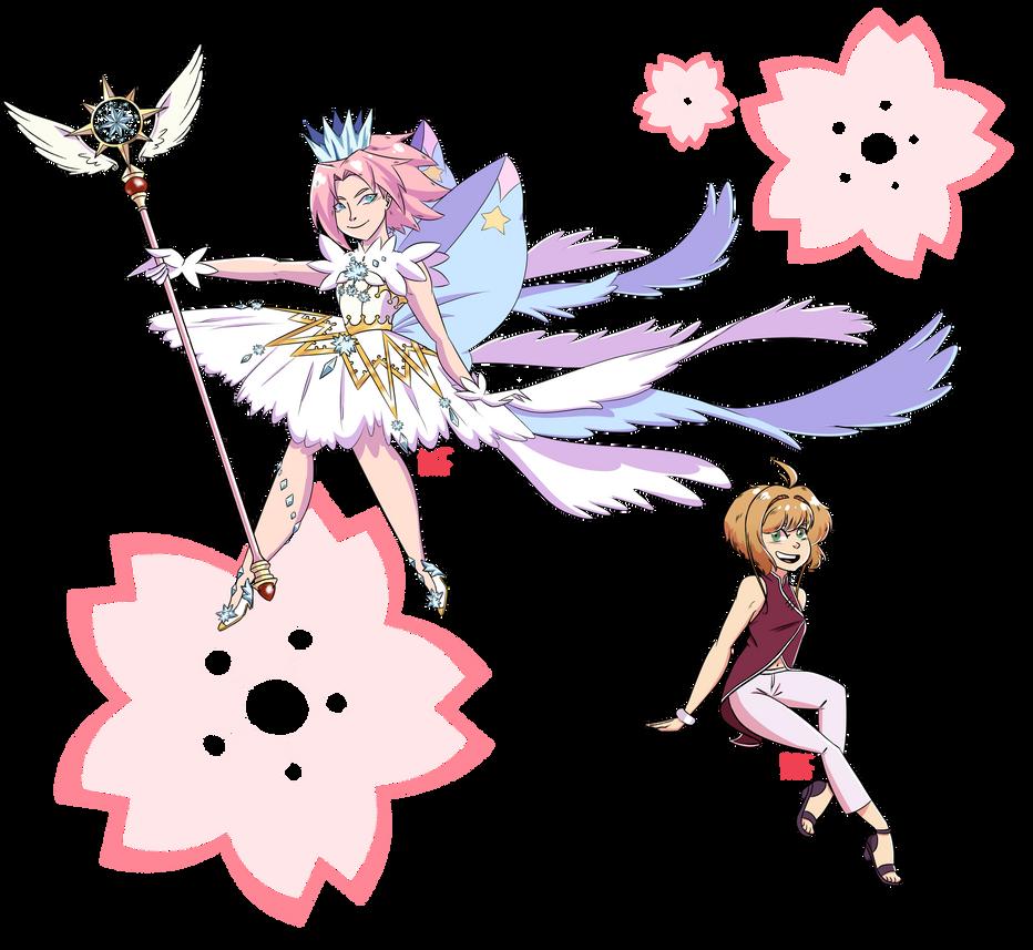 Sakura Swap by BrandiLea