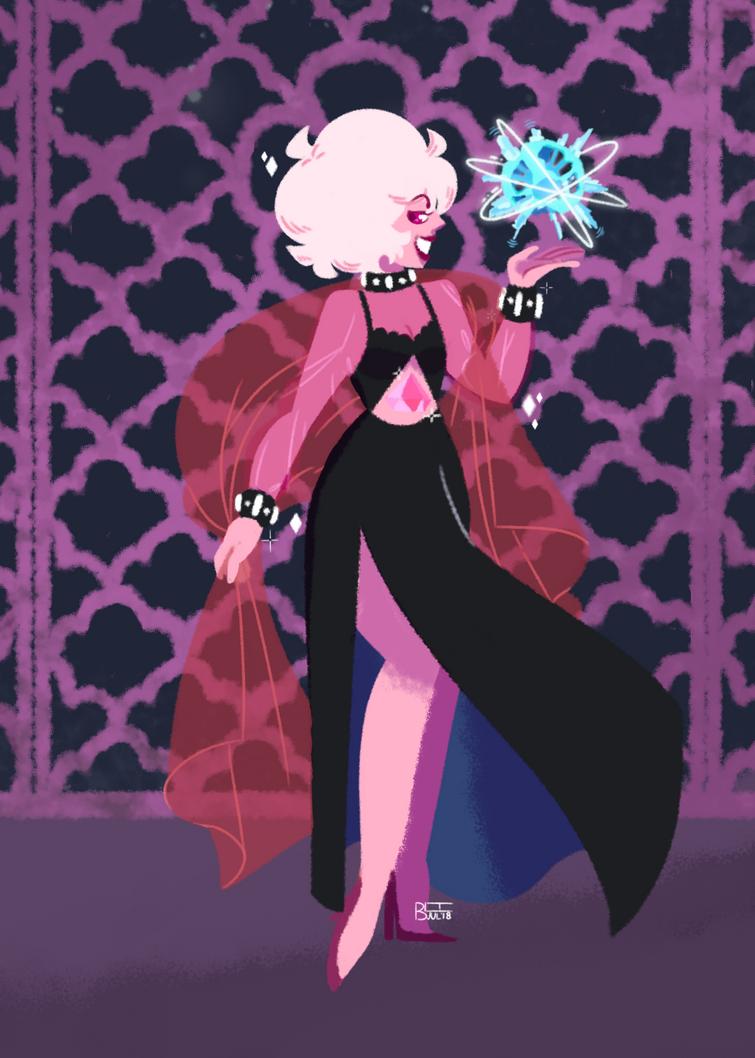 Pink Lady by BrandiLea