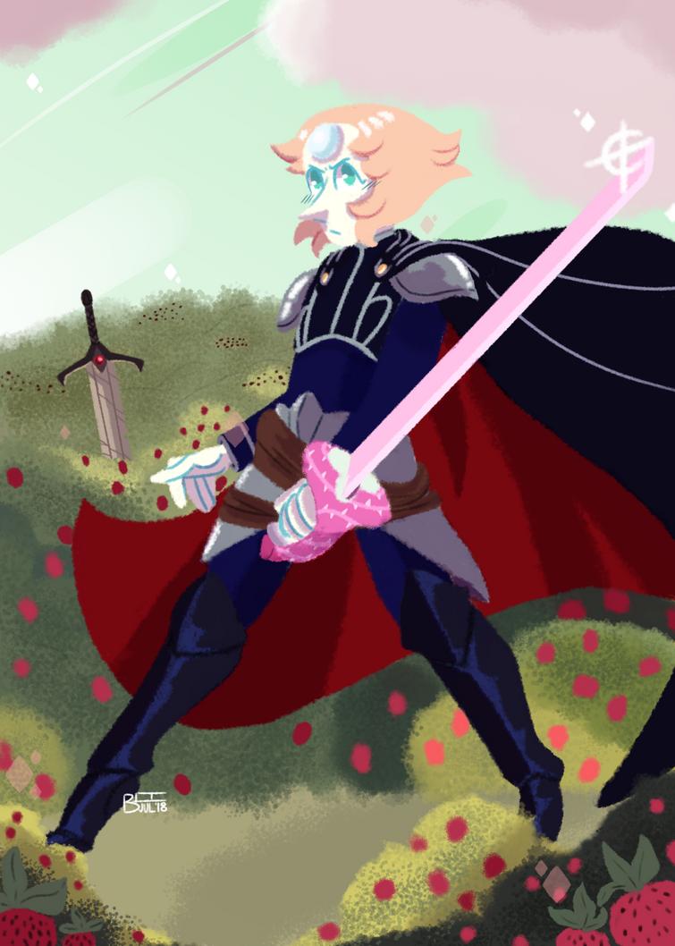 Pearl Endymion by BrandiLea