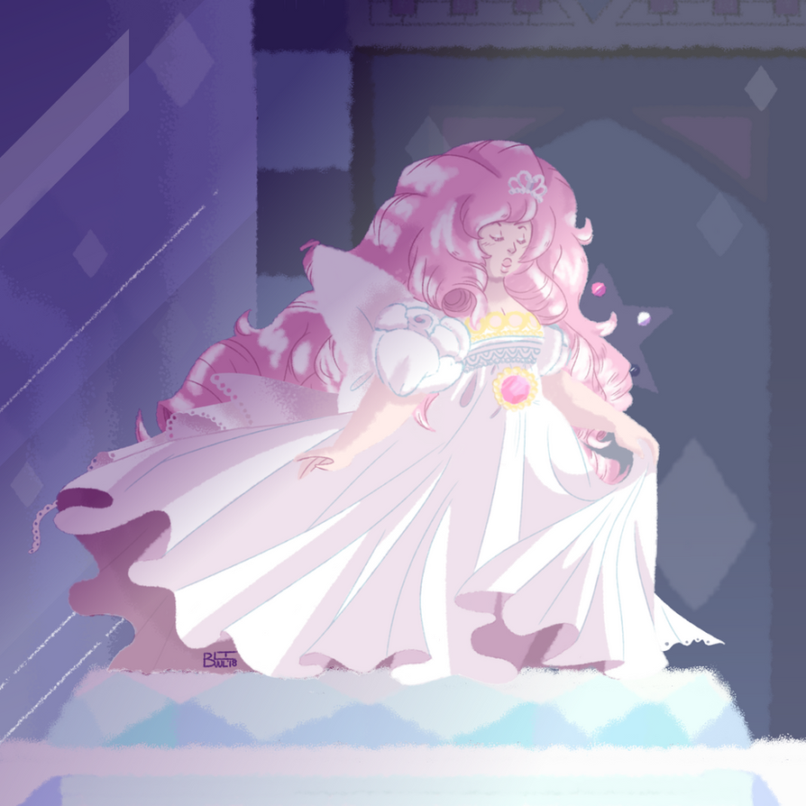 Legendary Rose Quartz by BrandiLea