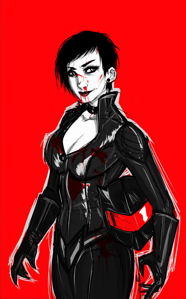 Oh Catwoman.. by Piino on DeviantArt
