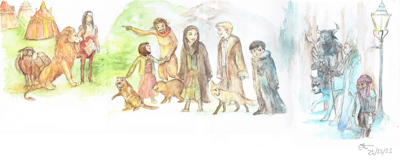 Narnia Tribute by Feusus