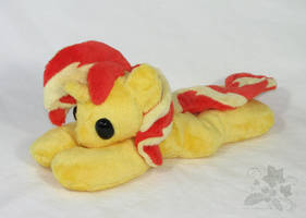 Sunset Shimmer Beanie by HollyIvyDesigns