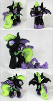 Maleficent Pony with Accessories
