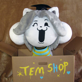 Shopkeeper Temmie