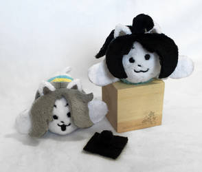Double Temmie Tsums