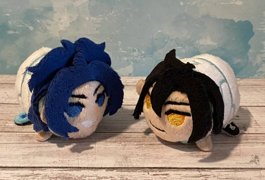 Tatsuya and Matsuda Tsums