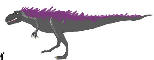 Gorgosaurus glacies TLC