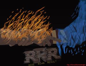 Dosti- RRR Poster.