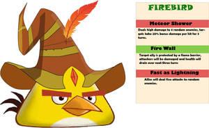 Angry Birds Epic: Firebird Class