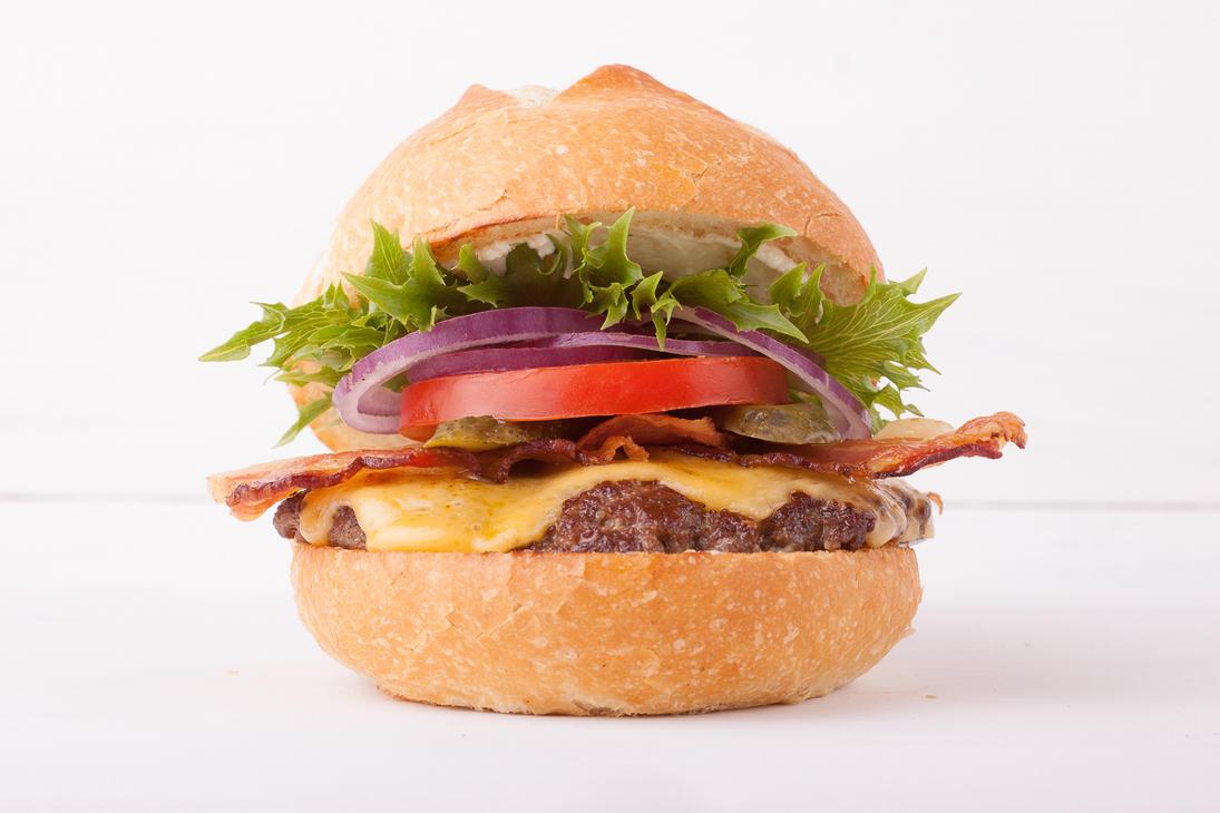 Clandestino Burger by reverton
