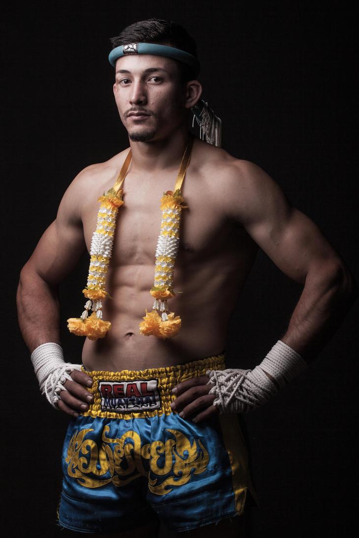 Rambo Muay Thai by reverton