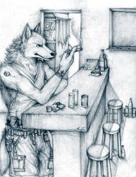 Anybody there by canis-lupus