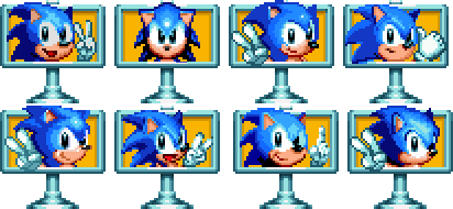 Sonic Signpost Mania by Slick-Nick