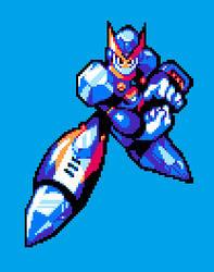 Freeze Man Database Icon (NES)
