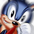 SONIC RUSH (Sonic the Hedgehog Emoticon) by Slick-Nick