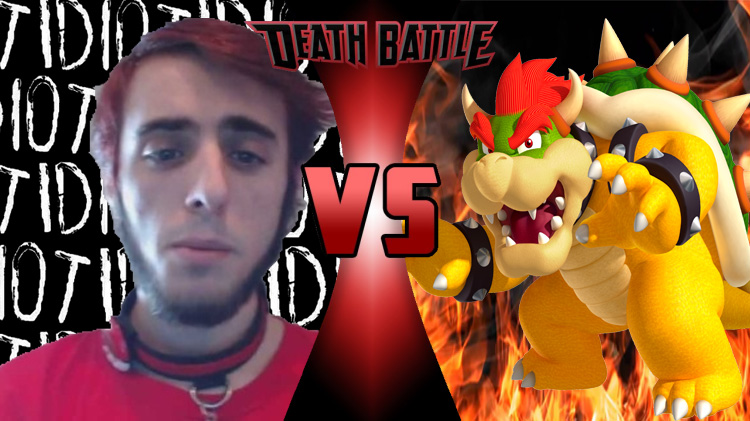 Verlisify vs. Bowser by XImortalPantzFTWX