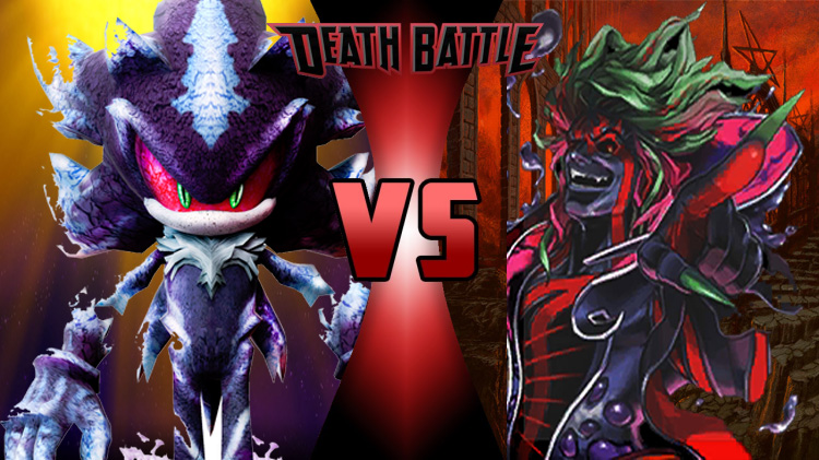 Mephiles vs. Hades by XImortalPantzFTWX