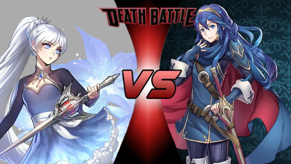 Weiss vs. Lucina by XImortalPantzFTWX