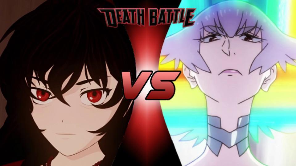 Raven Branwen vs. Ragyo Kiryuin by XImortalPantzFTWX