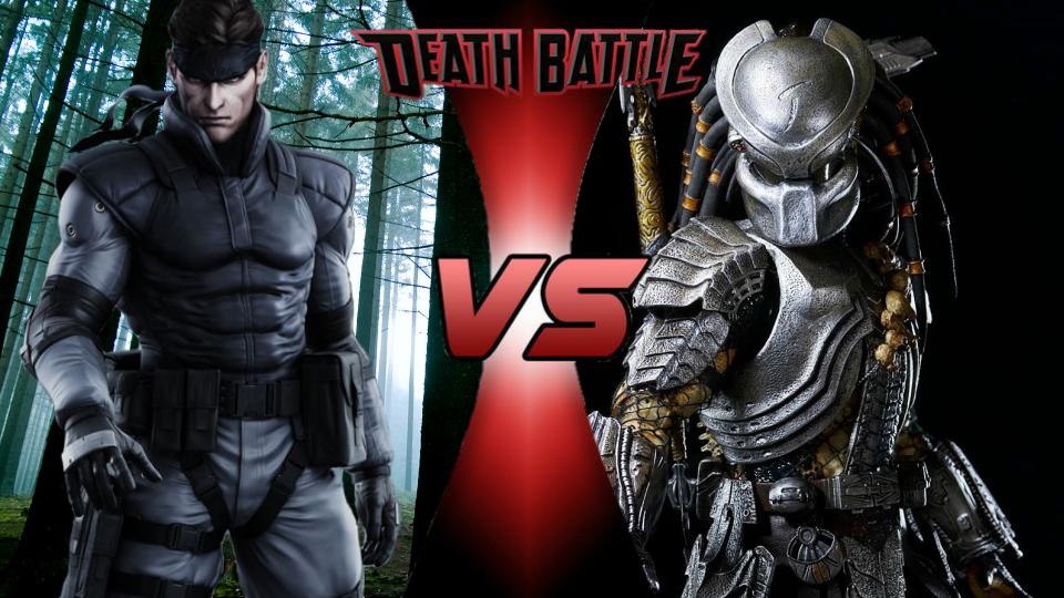 Snake vs. The Predator by XImortalPantzFTWX