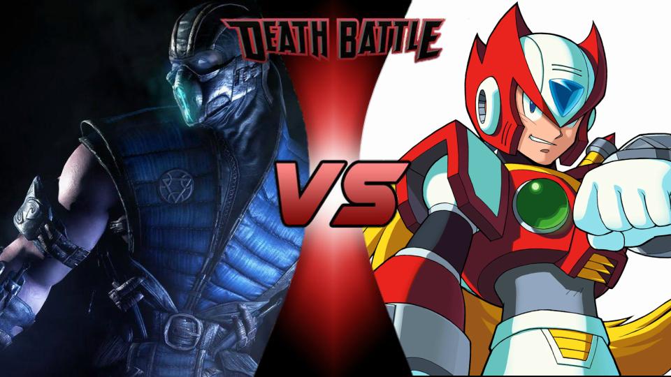 Zero vs. Sub Zero by XImortalPantzFTWX