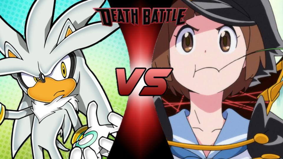 Silver vs. Mako by XImortalPantzFTWX