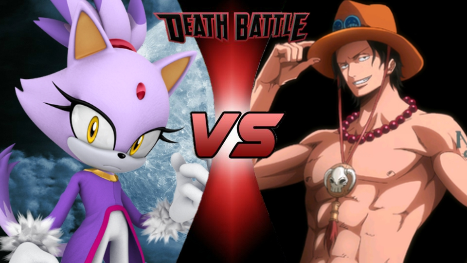 Blaze the Cat vs. Ace by XImortalPantzFTWX