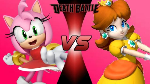 Amy vs. Daisy by XImortalPantzFTWX