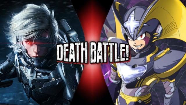 Raiden vs. Bass by XImortalPantzFTWX