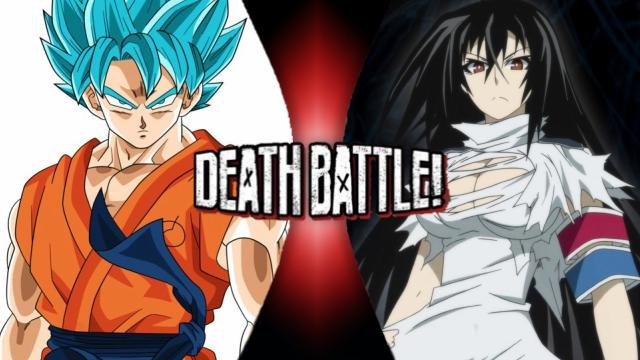 MATCH CLAIM: Son Goku vs. Medaka Kurokami by XImortalPantzFTWX
