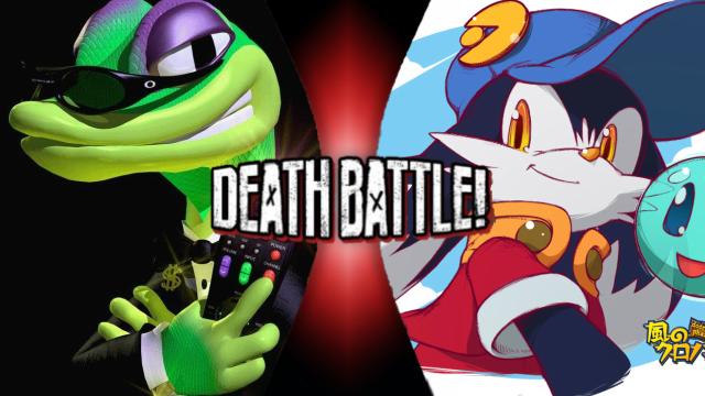 Gex vs. Klonoa by XImortalPantzFTWX