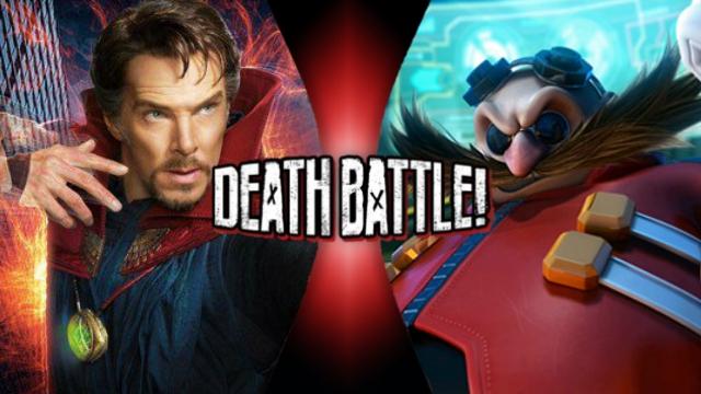 Dr. Eggman vs. Dr. Strange by XImortalPantzFTWX