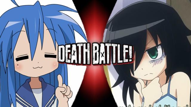 MATCH CLAIM: Konata vs. Tomoko by XImortalPantzFTWX