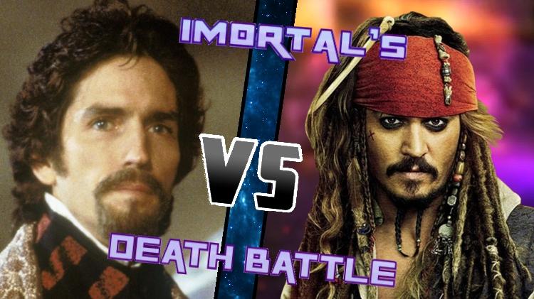 Edmond vs. Jack by XImortalPantzFTWX